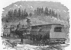 Before tanks, Battle Trains were the world's heavy armor - Sandboxx Soviet Navy, Civil War Art, Austro Hungarian, Train Pictures, Battle Tank, Second World, Armored Vehicles, American Civil War, War Machine