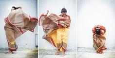 #saree #saris # textiles fun,fabric, form https://www.facebook.com/pages/Sanjukta/367886253261023