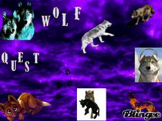 wolf quest i made it =D >>>>>not made by me