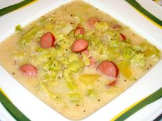 A version of the Paloc leves… with Savoy Cabbage My Recipes, Soup Recipes, Diet Recipes, Cooking Recipes, Favorite Recipes, Frankfurt, Smoothie Fruit, Savoy Cabbage, Hungarian Recipes