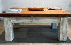 #Mesa realizada con maderas de demolición medidas: 1.10 x 0.90 x 0.50