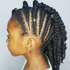 Braids for kids keep hair looking cute for school, sports, or special occasions. Check out our favorite new and fun little girl braids for you to try out today! American Girl Hairstyles, Girls Natural Hairstyles, Natural Hairstyles For Kids, Kids Braided Hairstyles, Little Girl Hairstyles, Natural Hair Styles, Teenage Hairstyles, School Hairstyles, Toddler Hairstyles