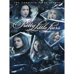 Pretty Little Liars: The Complete Fifth Season [5 Discs]