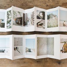 Beautiful way to do your design / photography portfolio