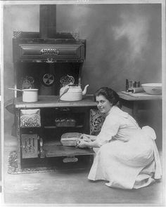 1909 Born Stove  Funny, in those days, the women in my family were proud, of everyday achievement.  They were the cornerstone of family. The strength of the community.