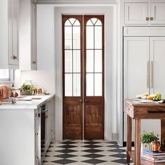 kitchen flooring The Scrivano House from Fixer Upper Kitchen decor Küchen Design, Layout Design, House Design, Design Trends, Design Ideas, Door Design, Rustic Design, Design Homes, Exterior Design