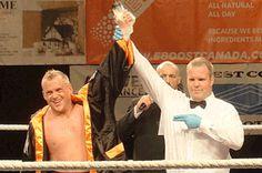 Jaime Walton - EBOOST Athlete & Professional Boxer