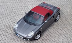 Toyota MR2 Roadster Red Collection '2004
