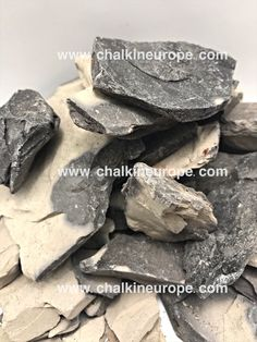 Edible Clay, Roast, Butter, Stone, Grey, Desserts, Food, Accessories, Gray