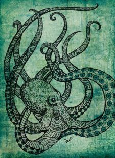 Polipo e delfino: gli animali di Cancro e Capricorno. Perche'? - Approfondimenti - Astrologando: l'Oroscopo di MarieClaire.it