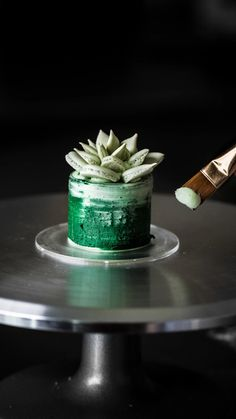 Cake Decorating Videos, Cake Decorating Techniques, Cookie Decorating, Fancy Cakes, Mini Cakes, Cupcake Cakes, Macaron Cake, Macarons, Buttercream Cake Decorating