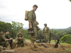 The Pacific - Still Dead Like Me, Little Dorrit, Really Good Movies, Nurse Jackie, War Film, Band Of Brothers, Tv Actors, South Pacific