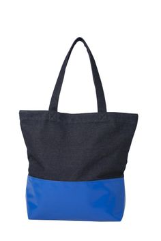 "Give your brand a casual, friendly feel in your next marketing campaign with our functional, stylish Denim Totes. These 17"" x 16"" x 5"" tote bags are constructed with genuine denim material and tarpaulin gusset, which makes this bag extremely durable and waterproof! The shoulder length straps allow for easy carrying."