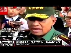 "Jend TNI Gatot Bongkar ""AMERIKA Dan Australia Bermain Api di Kasus Ahok"""