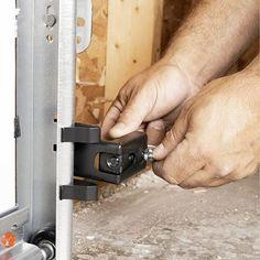 Garage Door Sensors and alignment Garage Door Sensor, Garage Door Repair, Garage Doors, Carriage Doors