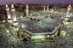 La Meca, Arabia Saudi