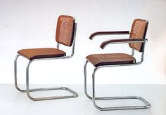 Breuer cantilever chairs