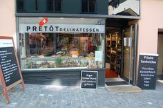 Prétôt Delikatessen | Kuttelgasse 3 | Old Town | Between Bahnhofstrasse + Rennweg