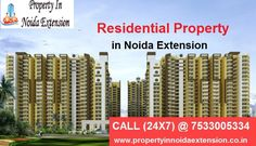 Check out #NoidaExtension Residential Property Online @ http://www.propertyinnoidaextension.co.in/blog/buy-property-in-noida-extension/ To Know more Call us 7533005334.