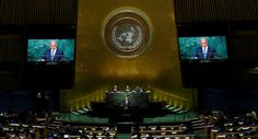 Palestina e Israel se tiran los trastos a la cabeza en la ONU y alejan cualquier posibilidad de paz