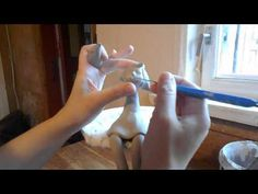 How To Make Ceramic Girl/Angel [Tutorial] - YouTube