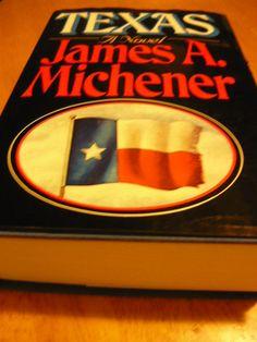 MEGA READINGT E X A SJames A Michener's by PrintedWordsOfWisdom, $12.00