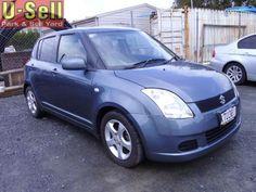 2004 Suzuki Swift for sale | $6,990 | https://www.u-sell.co.nz/main/browse/29139-2004-suzuki-swift--for-sale.html | U-Sell | Park & Sell Yard | Used Cars | 797 Te Rapa Rd, Hamilton, New Zealand