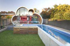 casa forma nuvola-Melbourne