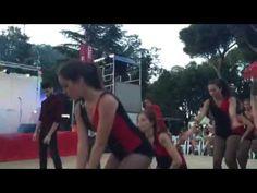 Szteam ginnastica artistica Serena Saltarelli