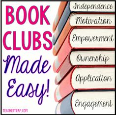 Book Clubs Made Easy!