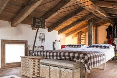 6 spunti per creare una camera da letto rustica da favola! #cameradaletto #stilerustico https://www.homify.it/librodelleidee/286324/6-spunti-per-creare-una-camera-da-letto-rustica-da-favola