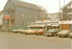 The old Rockland Diner