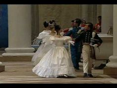 Evghenii Oneghin Opening Act III Polonaise Bolshoi Theatre--only as the Russian Ballet knows and nothing less then perfect artistry. Bolshoi Theatre, Bolshoi Ballet, Ballet Dance, Adult Ballet Class, Eugene Onegin, Zorba The Greek, Russian Ballet, Light Music, Dance Videos