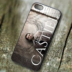 Castiel Angel Supernatural for Iphone 6 and Iphone 6s Case. PRICE WON'T LIE, Our case price is representing the quality, don't compare our case with another low quality case that have a very cheap price.We have the BEST QUALITY HANDMADE CASES with clear image print in affordable price.Easy access to all ports, control sensors easily, and very comfortable to carry. Available Materials are PLASTIC and RUBBER ... Available Colors are BLACK and WHITE. Made and Ship from California, USA only…