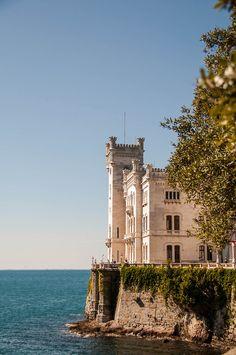 Castle Miramare, Trieste Italy (by Domen Jakus)