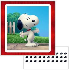 Pin the Nose on Snoopy Birthday Party Game *** You can find out more details at the link of the image. (Amazon affiliate link)