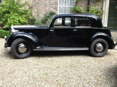 Rover p3 75 Sportsman (1948) on Car And Classic UK [C411868]
