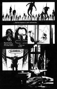 Mike Mignola: Dracula #1 pg2