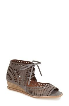 Jeffrey Campbell 'Rodillo' Wedge Sandal (Women) | Nordstrom