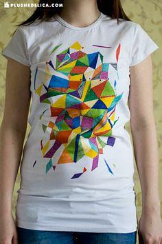 T-Shirts by Nikita Ita, via Behance