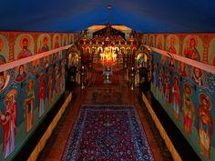 St. Sabbas the Sanctified Orthodox Monastery - The Monastery Church