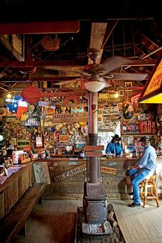 Music is such a huge part of the Hill Country culture that one whole town is dedicated to it—Luckenbach. Take a spin in its dance hall under rafters draped in white lights.