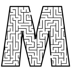 Free printable mazes.  Site also has printable name tracing pages to help your child learn how to write their name (http://www.printactivities.com/Tracing.html).
