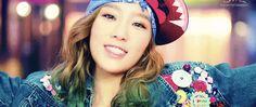 "Girls' Generation ""I Got A Boy"" era (aka, the best Girls' Generation era of all time) Taeyeon cute gif"