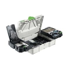 FESTOOL Assembly package SYS 1 CE-SORT (50 pcs.) - 1 Festool Systainer, Festool Tools, Sorting, Packaging, Ebay, Casket, Wrapping