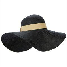 a244d3a3a8bba D amp Y Juniors Packable Floppy Ribbon Hat