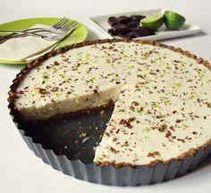 Citromhab: Zöldcitromos pite