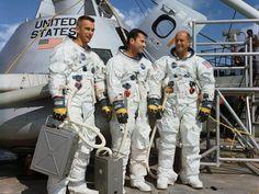 A Verdade Oculta: Astronautas da Apollo 10 ouviram barulho estranho ...