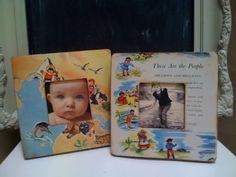 My Sweet Savannah: ~recycling vintage childrens books~