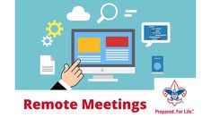 Indian Waters Council | Post - Help with Remote Meetings